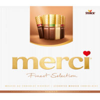 MERCI MOUSSE AU CHOCOLATE 210G