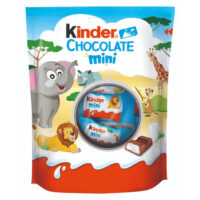 KINDER CHOCOLATE MIN20X16  120G