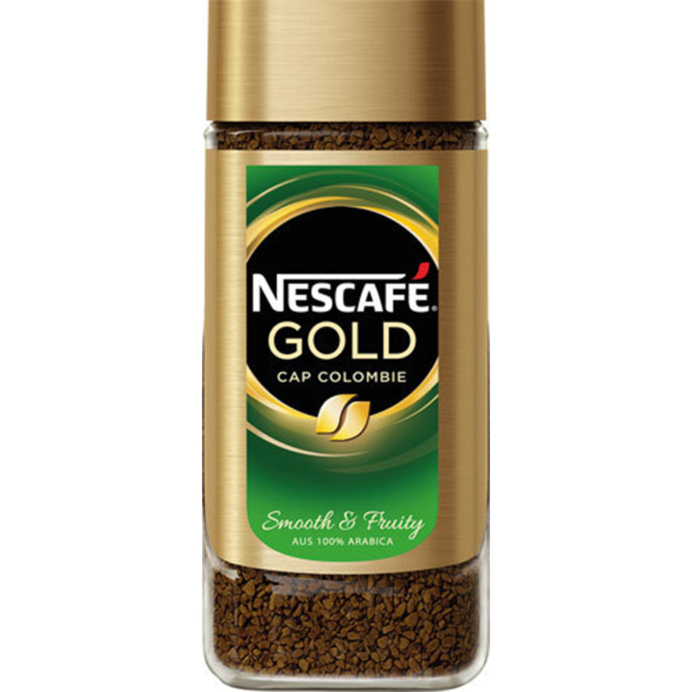 KAVA NESCAFE GOLD CU200g COLOMBO NESTLE