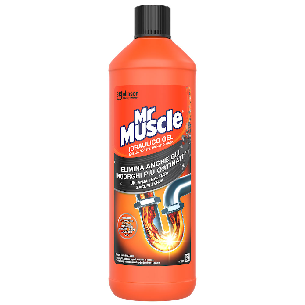 MR MUSCLE INDRAULICO1000ML   ARC