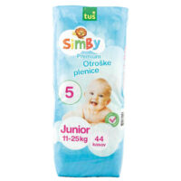 PLENICE TUŠ BABY D.JUNIOR44/1  GASTLOG