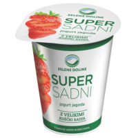 JOGURT SUPER SADNI JAGODA150g  ML.CELEIA