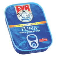 EVA TUNA FILETI 115g