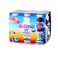 ACTIMEL KIDS JAG.BANANA  6x100g  ER MARK
