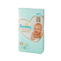 PAMPERS PREMIUM C.MI60/1 VALUE PACK ORBI