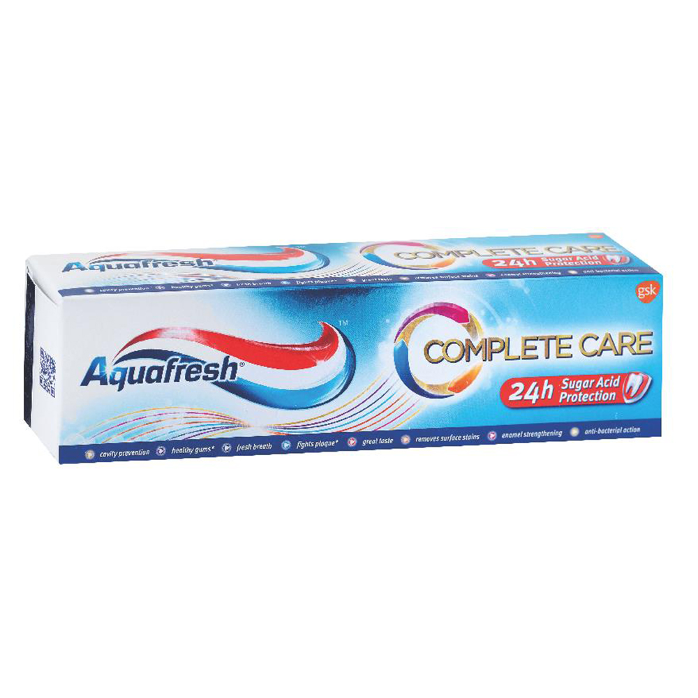 ZOB P.AQUAFRESH COMPLETE 75ml  ARC