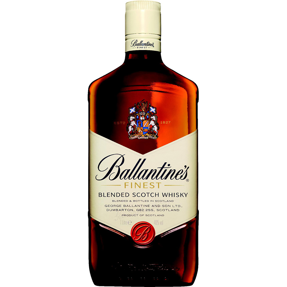 WHISKY BALLANT.FINES1L     PERNOD