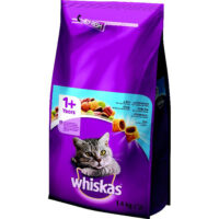 WHISKAS DRY ADULT TUNINA 1,4KG 6X1