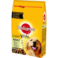 PEDIGREE DRY ADULT GOV/PER 2,6kg ORBICO