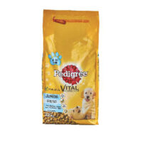 PEDIGREE DRY JUN.PIŠČ./RIŽ 2,2kg ORBICO