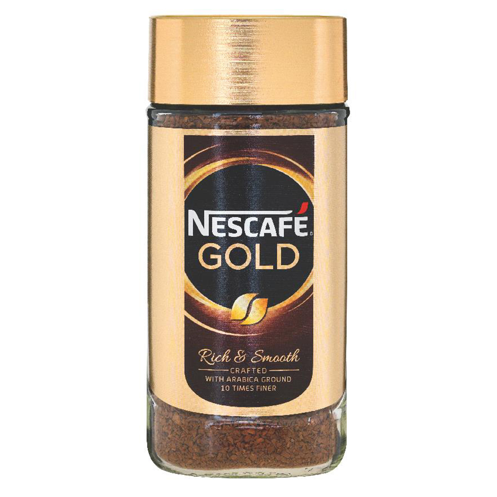 KAVA NESCAFE GOLD   200g  NESTLE