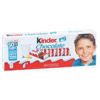 KINDER CHOCOLATE T24X12 300G