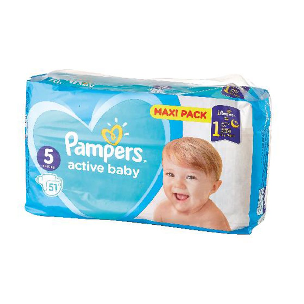 PAMPERS MAXI PACK S551/1 11 DO 16KG