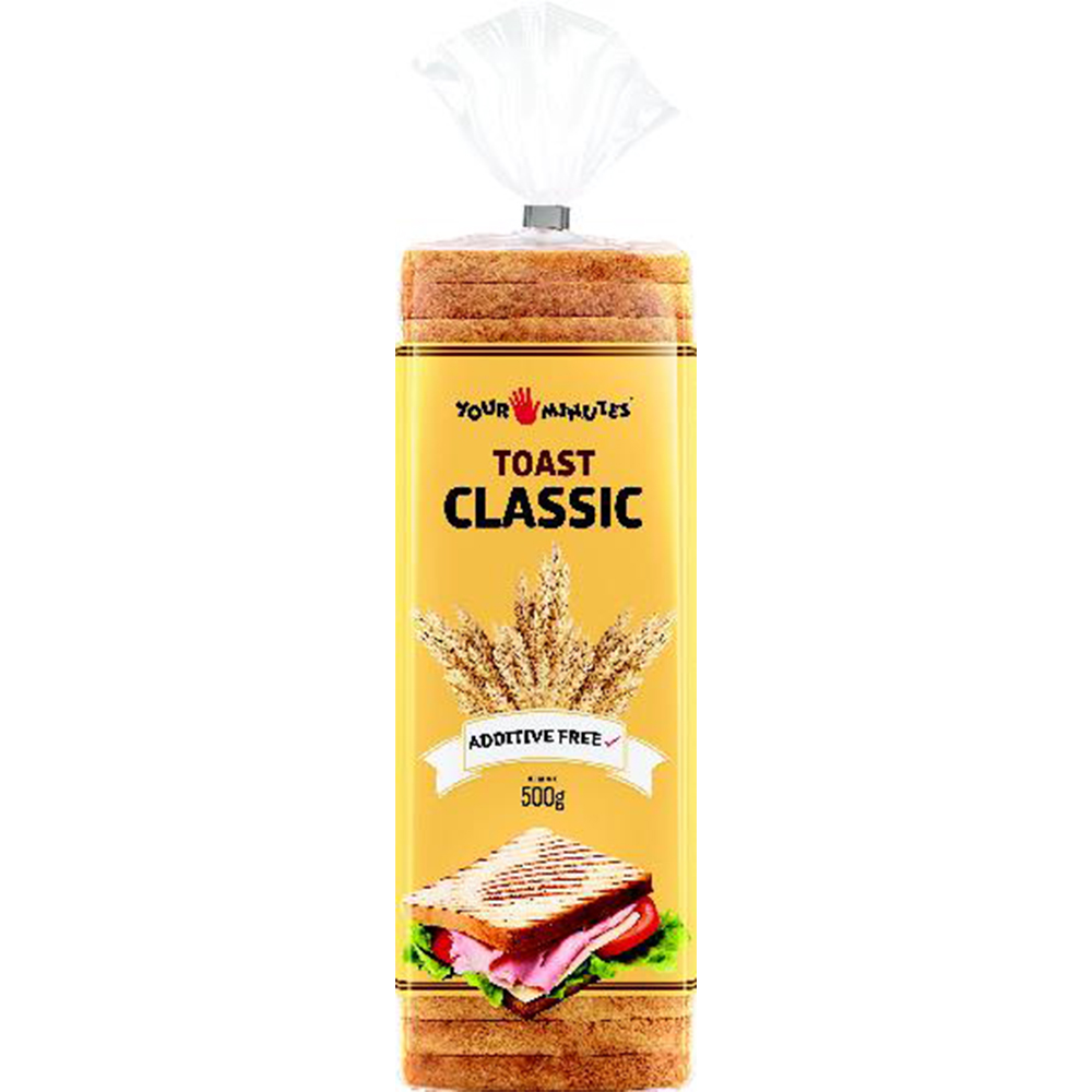 TOAST KLASIK 500G   DON DON