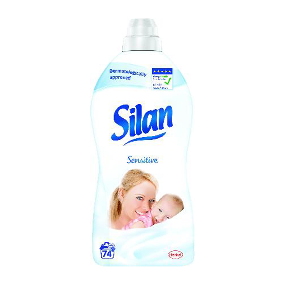 MEHČ.SILAN SENSITIVE1,85l  HENKEL