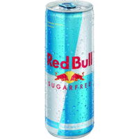 RED BULL SUGARFREE  250ml   RED BULL